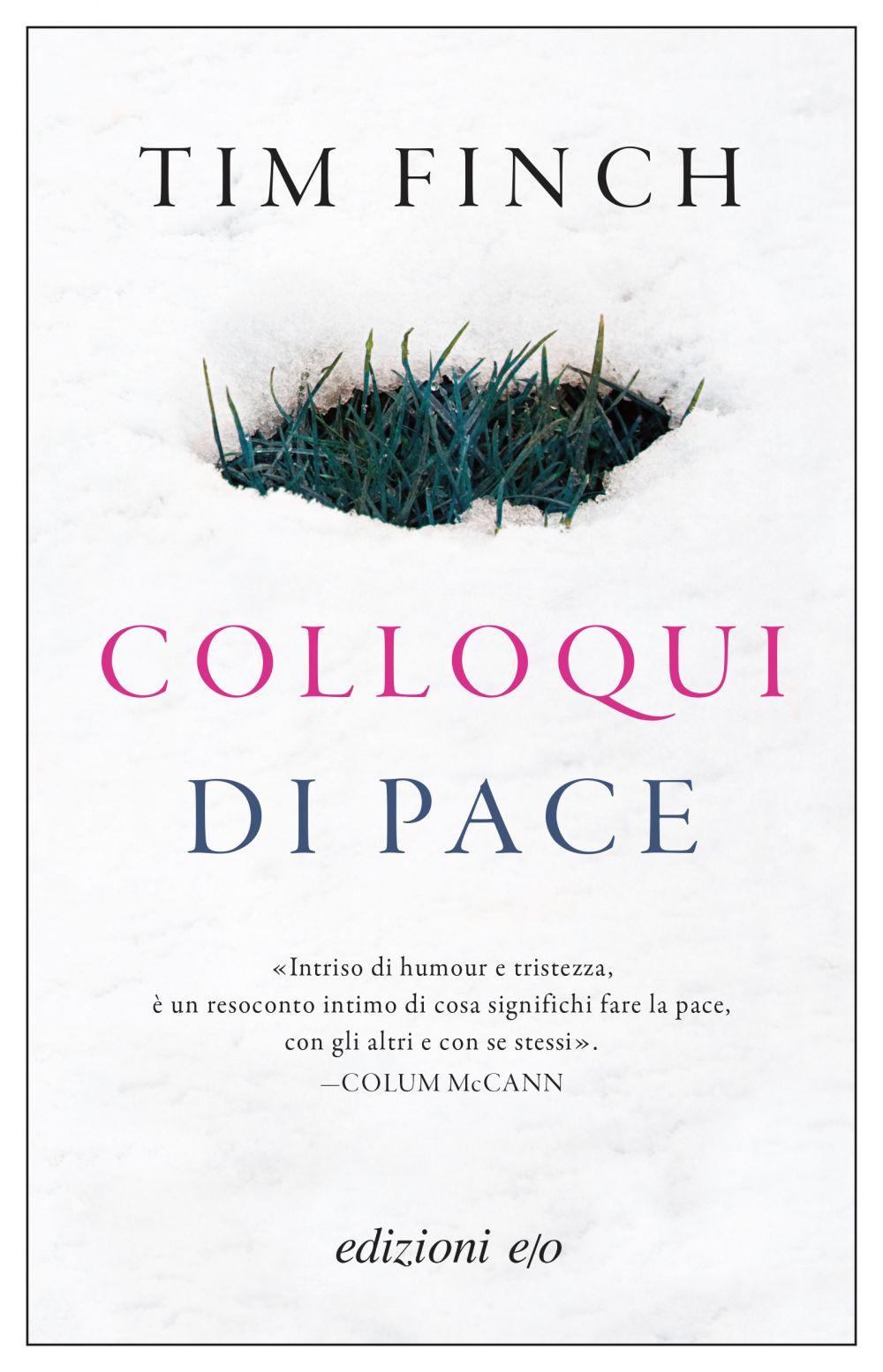COLLOQUI DI PACE - 9788833572581