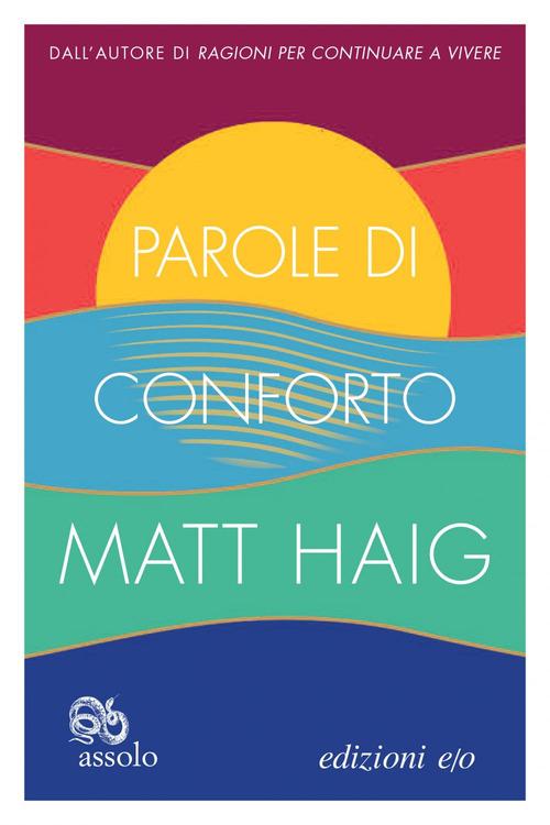 PAROLE DI CONFORTO - Haig Matt - 9788833573878