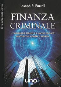 FINANZIA CRIMINALE di FARRELL JOSEPH P.