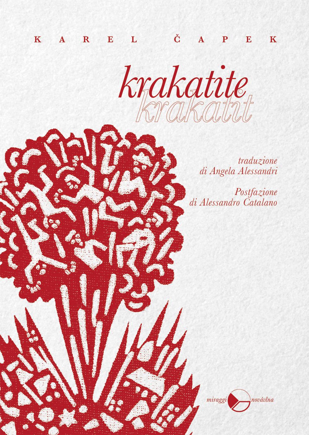 KRAKATITE - 9788833860664