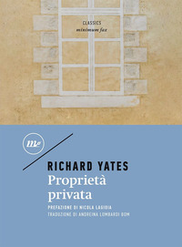 PROPRIETA' PRIVATA di YATES RICHARD