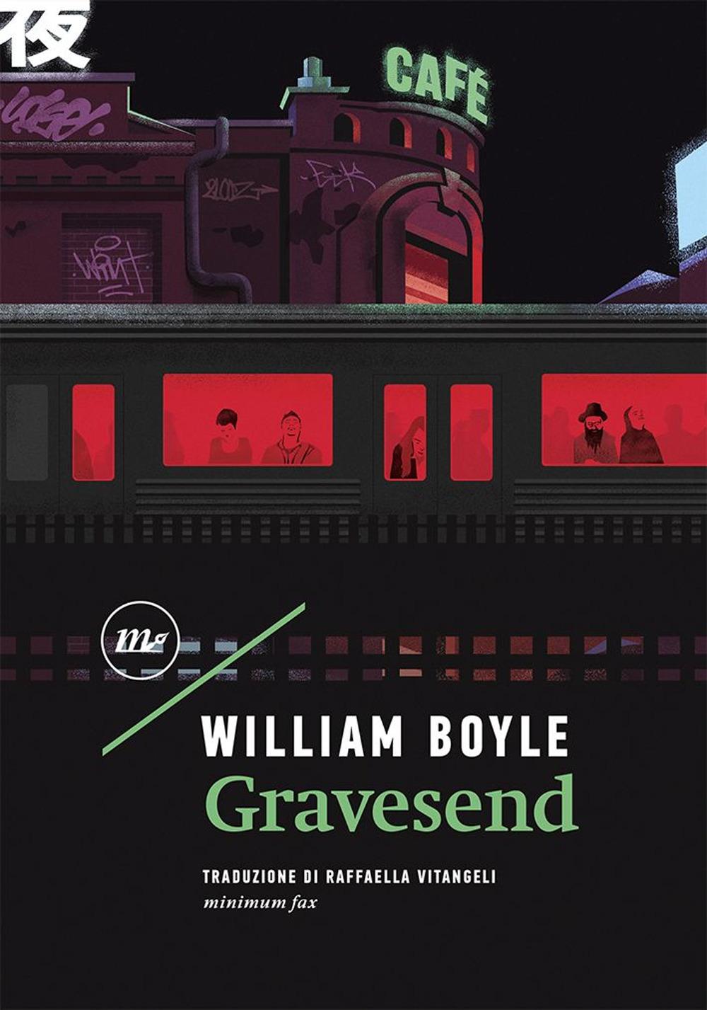 GRAVESEND - William Boyle - 9788833891323