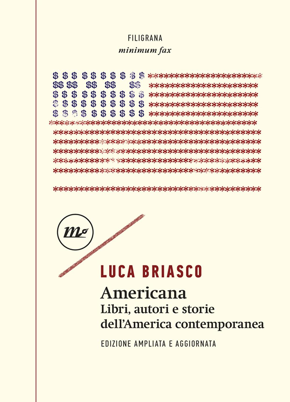 AMERICANA. 2A ED. - Briasco Luca - 9788833891880