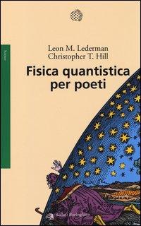 Copertina di: Fisica quantistica per poeti
