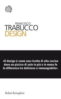 Copertina del Libro: Design