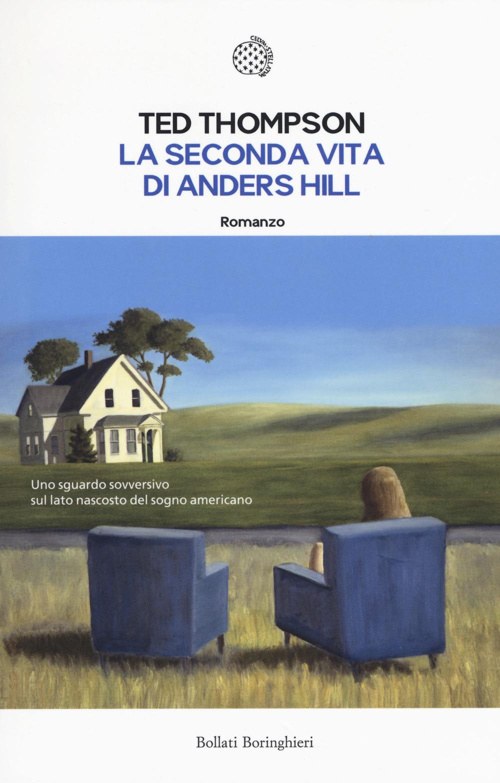 SECONDA VITA DI ANDERS HILL (LA) - 9788833928951