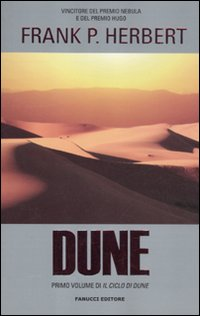 Copertina del Libro: Dune. Il ciclo di Dune