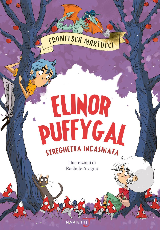 Elinor Puffygal streghetta incasinata