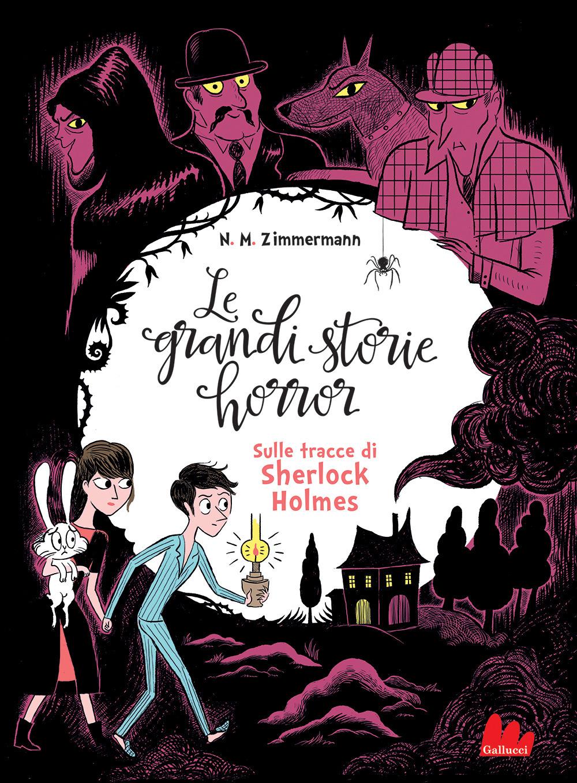 Sulle tracce di Sherlock Holmes. Le grandi storie horror. Ediz. a caratteri grandi. Vol. 5