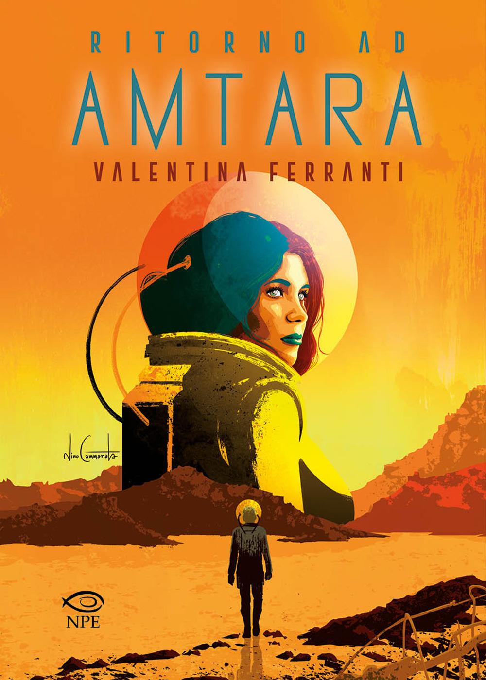 RITORNO AD AMTARA - Ferranti Valentina - 9788836270019