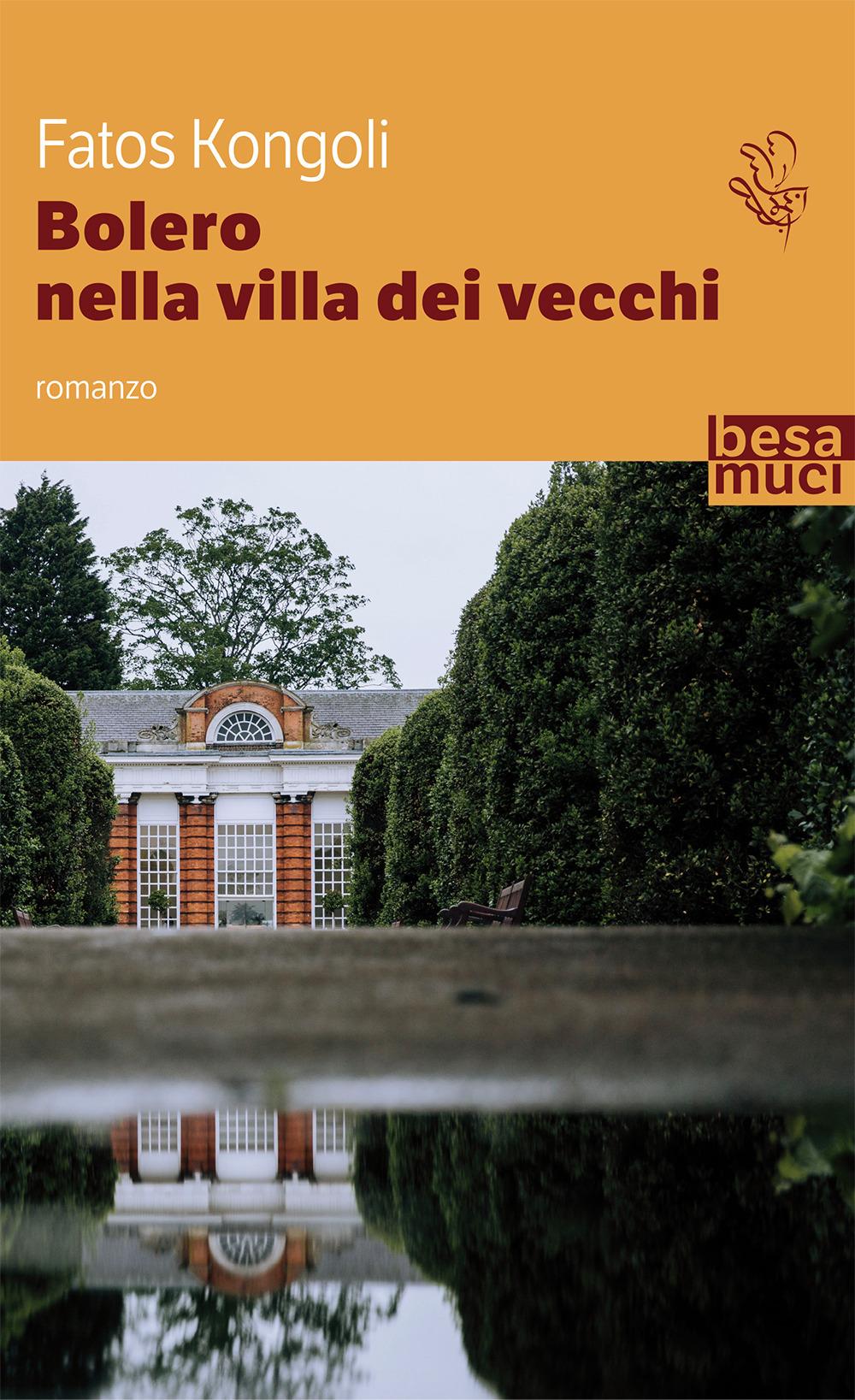 BOLERO NELLA VILLA DEI VECCHI - 9788836290499