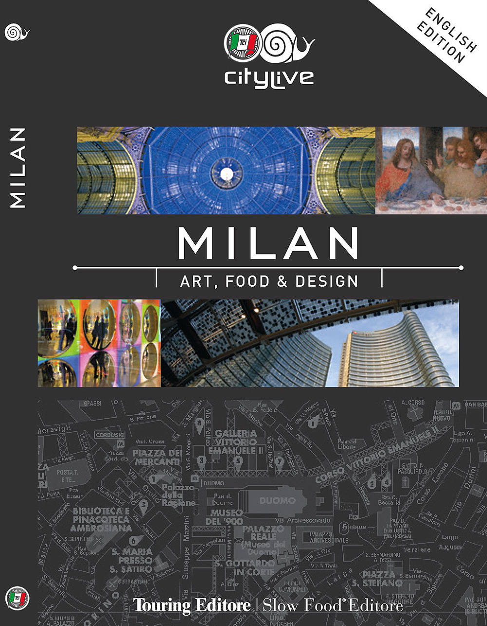 MILAN. ART, FOOD & DESIGN - 9788836567294
