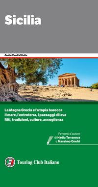 SICILIA - GUIDE VERDI D'ITALIA 2021