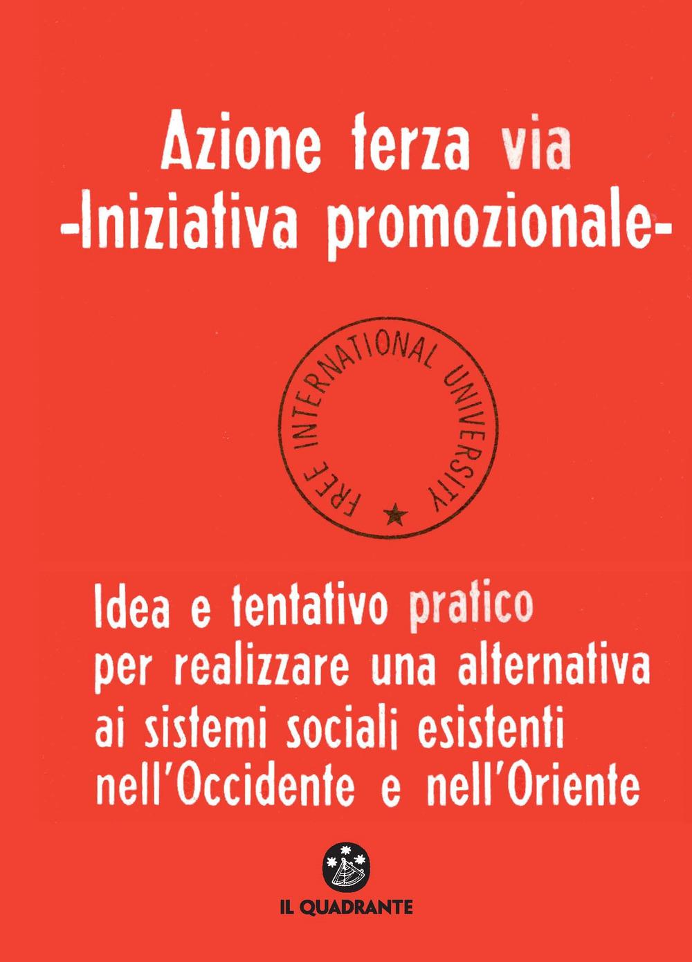 AZIONE TERZA VIA - 9788838101342