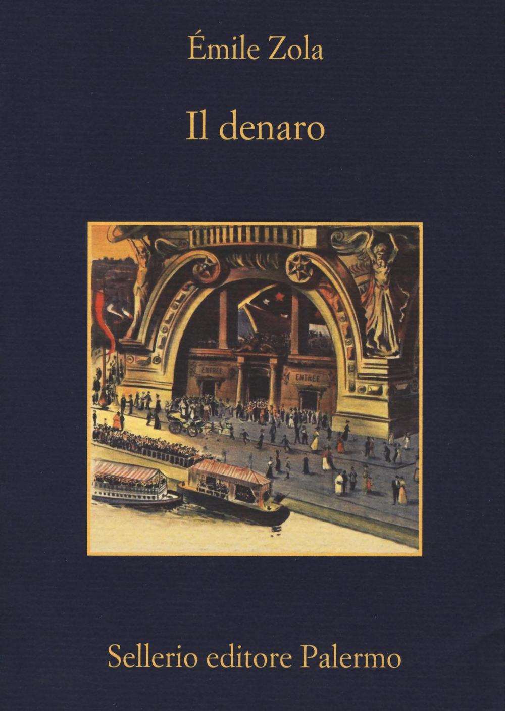 DENARO (IL) - 9788838936128