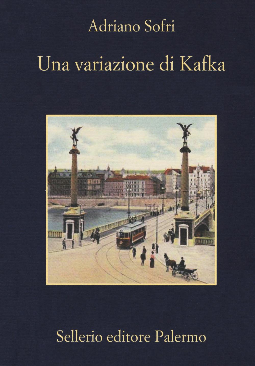 VARIAZIONE DI KAFKA (UNA) - 9788838937477