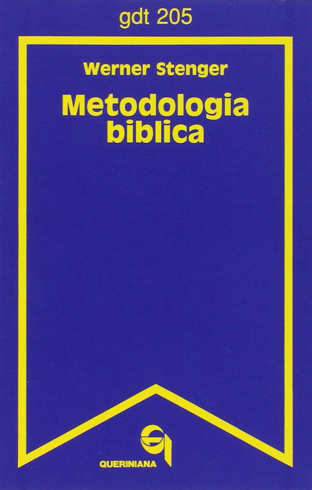 Metodologia biblica