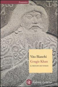 GENGIS KHAN. IL PRINCIPE DEI NOMADI - 9788842084556