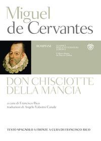 Copertina del Libro: Don Chisciotte della Mancia. Testo spagnolo a fronte
