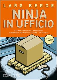 Copertina del Libro: Ninja in ufficio