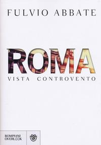 Copertina del Libro: Roma vista controvento