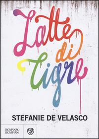 Copertina del Libro: Latte di tigre