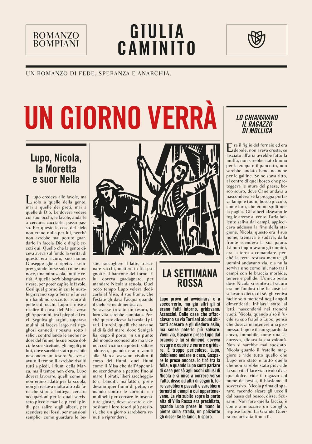 GIORNO VERRÀ (UN) - 9788845296338