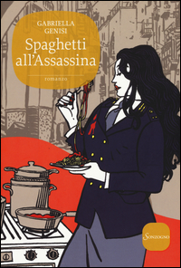 Copertina del Libro: Spaghetti all'assassina