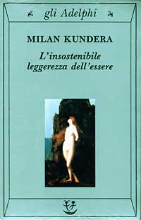 Copertina del Libro: L'insostenibile leggerezza dell'essere