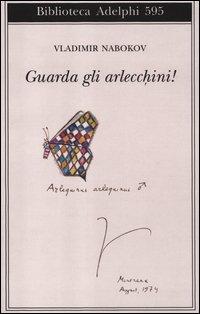 Copertina del Libro: Guarda gli arlecchini!