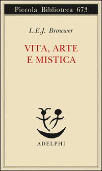 Copertina del Libro: Vita, arte e mistica
