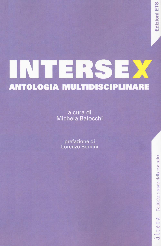 Intersex. Antologia multidisciplinare