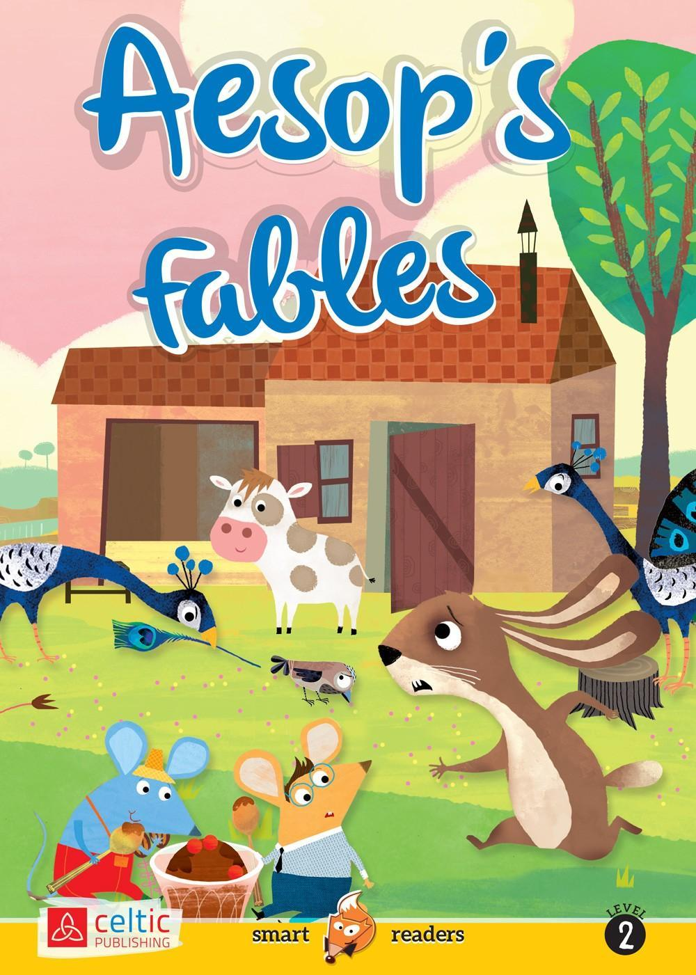 AESOP'S FABLES. CON CD AUDIO - 9788847222489