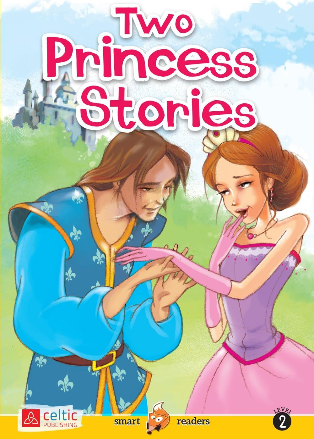 TWO PRINCESS STORIES. CON CD AUDIO - 9788847222496