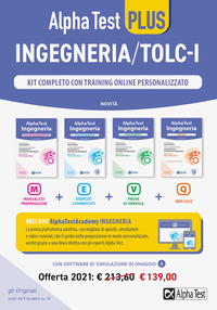 KIT INGEGNERIA TOLC-I