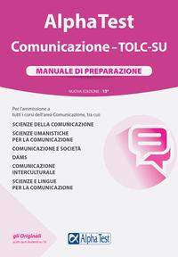ALPHATEST COMUNICAZIONE TOLC-SU - MANUALE DI PREPARAZIONE