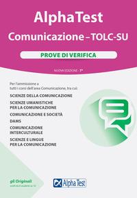 ALPHATEST COMUNICAZIONE TOLC-SU - PROVE DI VERIFICA