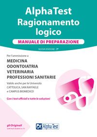 RAGIONAMENTO LOGICO - MANUALE DI PREPARAZIONE