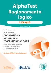 RAGIONAMENTO LOGICO - 3100 QUIZ
