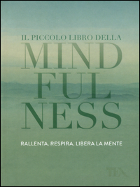 PICCOLO LIBRO DELLA MINDFULNESS - RALLENTA RESPIRA LIBERA LA MENTE