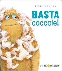 BASTA COCCOLE di CHAPMAN JANE