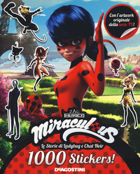MIRACULOUS 1000 STICKERS !