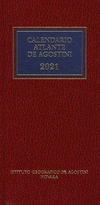 CALENDARIO ATLANTE DE AGOSTINI 2021