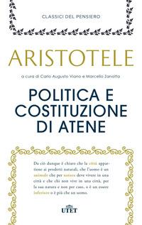 POLITICA E COSTITUZIONE DI ATENE di ARISTOTELE