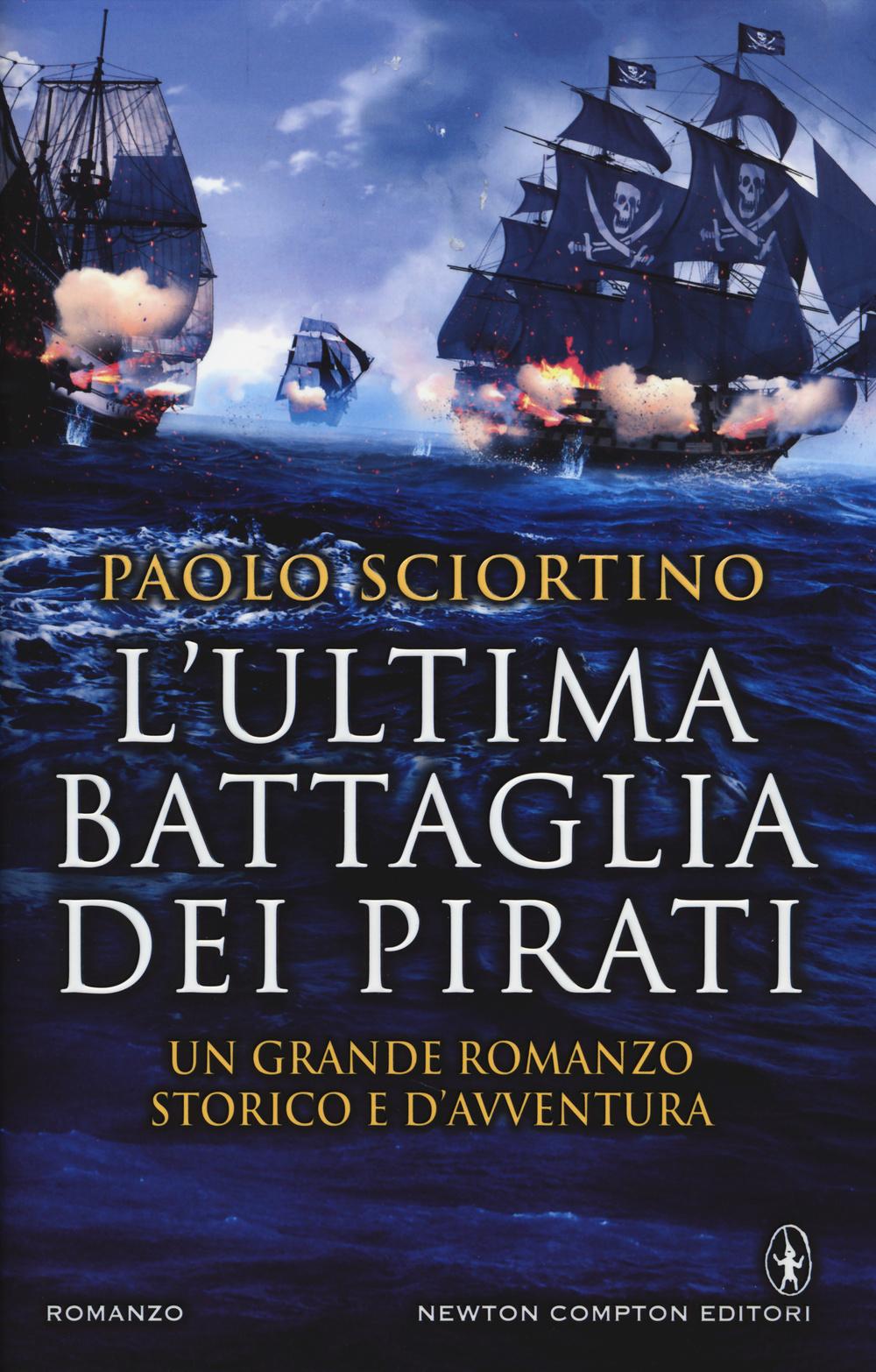 ULTIMA BATTAGLIA DEI PIRATI (L') - 9788854162310