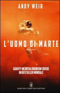 Copertina del Libro: L'uomo di Marte