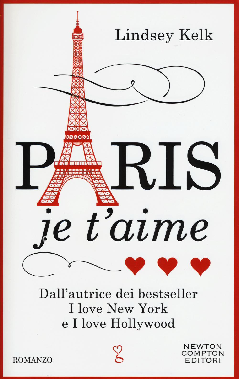 PARIS JE T'AIME - 9788854172463
