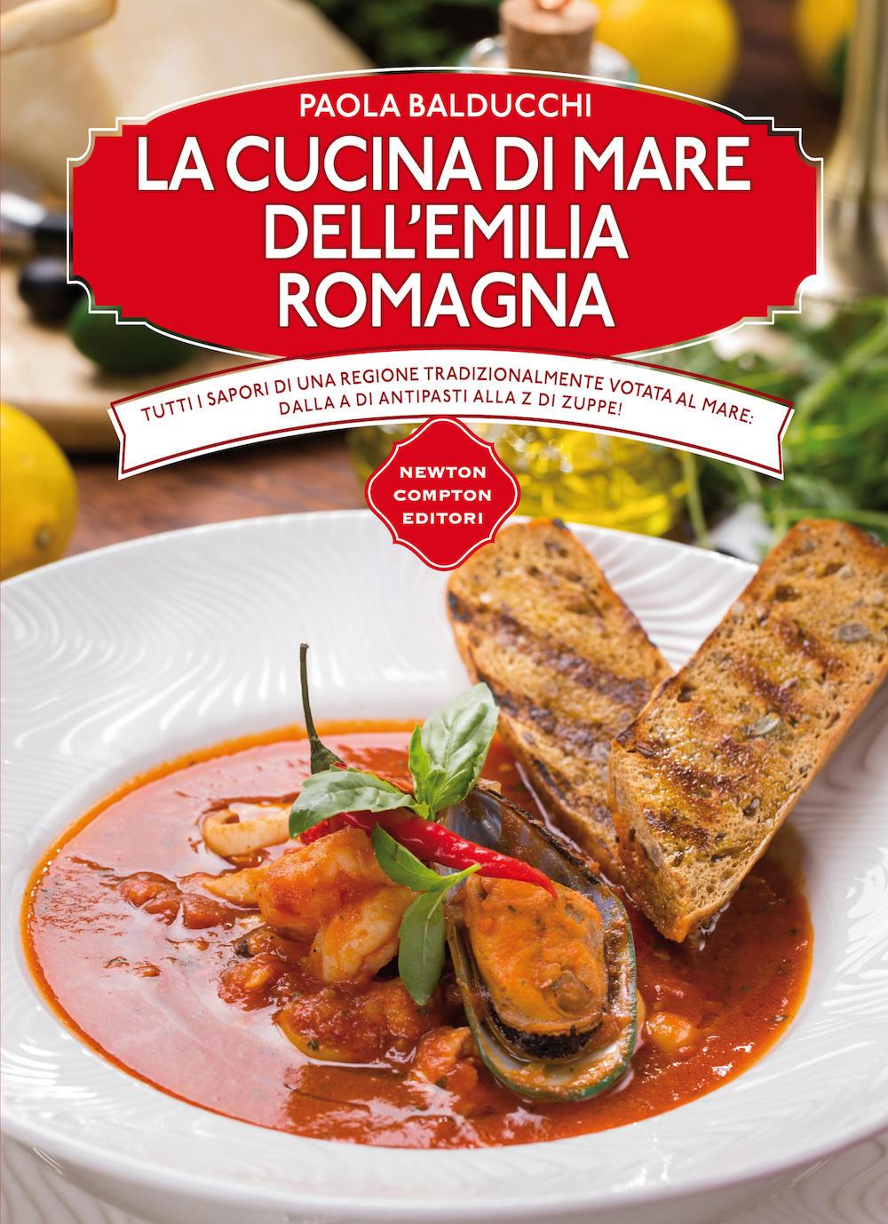 CUCINA DI MARE DELL'EMILIA ROMAGNA (LA) - 9788854181397