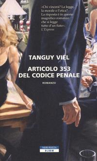 ARTICOLO 353 DEL CODICE PENALE di VIEL TANGUY