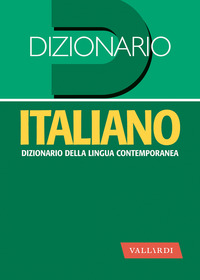 DIZIONARIO ITALIANO DELLA LINGUA CONTEMPORANEA D